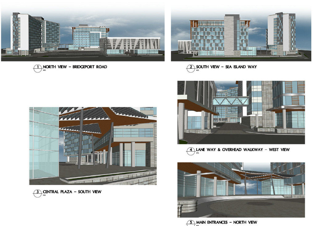 Proposed education super centre from CITB Education Group