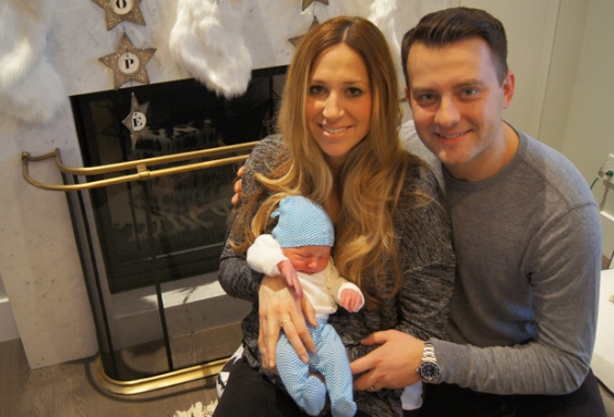 Tanya and Jure Krpan couldn't find a name for Richmond's 2014 baby.